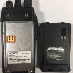 باتری بیسیم مجاز MOTO R4